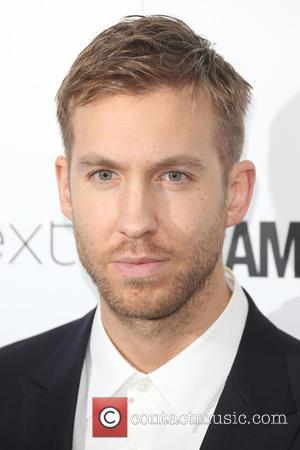 Calvin Harris Shares Photograph Of Taylor Swift With Instagram Followers For The First Time