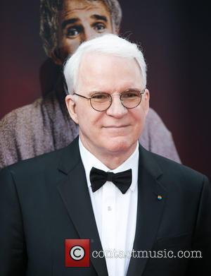 Steve Martin To Receive Top Honour At International Bluegrass Music Awards