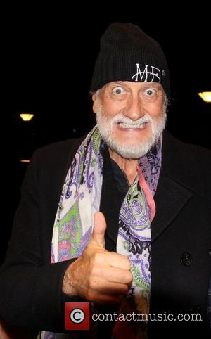 Mick Fleetwood Finalises Divorce