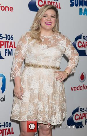Kelly Clarkson - Capital FM Summertime Ball - Arrivals at Wembley Stadium - London, United Kingdom - Saturday 6th June...