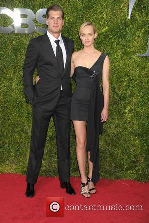 Christain Mccaw and Amber Valletta