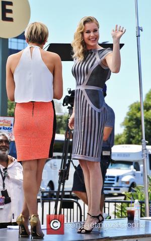 Rebecca Romijn's Twins Refuse To Celebrate Their Birthday