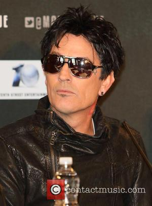 Tommy Lee Claims Son Brandon Knocked Him Unconscious
