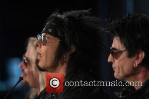 Vince Neil, Nikki Sixx and Tommy Lee