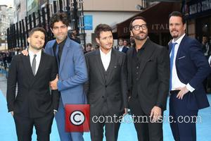 Jeremy Piven, Jerry Ferrara, Adrian Grenier, Kevin Connolly and Kevin Dillon