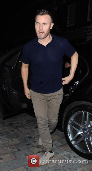 Gary Barlow - Celebrities at the Chiltern Firehouse - London, United Kingdom - Wednesday 10th June 2015