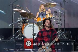 Taylor Hawkins, Dave Grohl and Foo Fighters