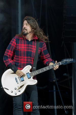 Dave Grohl and Foo Fighters - Foo Fighters frontman Dave Grohl injures his leg while performing in Gothenburg. Grohl was...