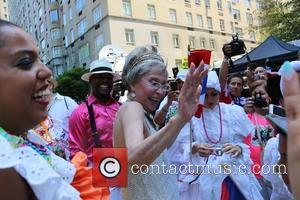 Rita Moreno, Puerto Rican Day Parade