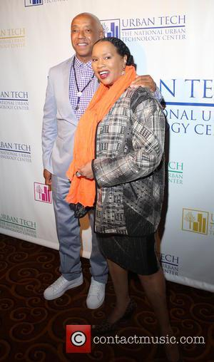 Russell Simmons, Annette Bening, Gotham Hall