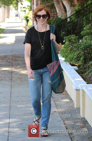 Alyson Hannigan - Alyson Hannigan out in Beverly Hills - Los Angeles, California, United States - Saturday 20th June 2015