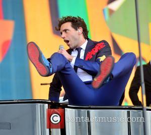Mika - BST Hyde Park: Barclaycard British Summer Time Hyde Park - Performances at Hyde Park, Barclaycard British Summer Time...