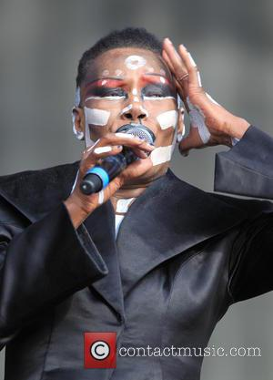 Grace Jones - BST Hyde Park: Barclaycard British Summer Time Hyde Park - Performances at Barclaycard British Summer Time -...