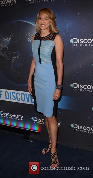 Discovery and Paula Zahn