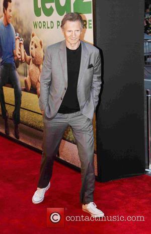Liam Neeson, Ziegfeld Theatre