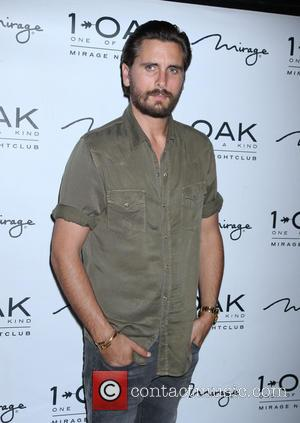 Scott Disick's Female Visitors To His New Bachelor Pad Were 'Filming A Music Video'