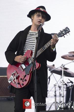 Pete Doherty, Carl Barat, The Libertines, Glastonbury Festival