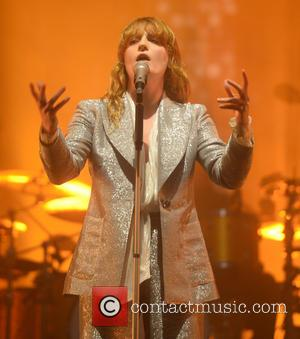 Florence Welch, Glastonbury Festival