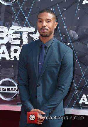 Michael B. Jordan - 2015 BET Awards at the Microsoft Theater - Los Angeles, California, United States - Sunday 28th...
