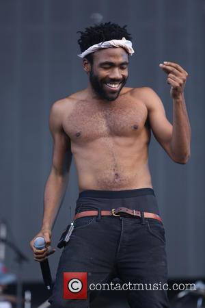 Donald Glover and Childish Gambino
