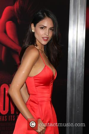 Eiza Gonzalez - Premiere of 'The Gallows' at Hollywood High School - Arrivals at Hollywood High School - Los Angeles,...