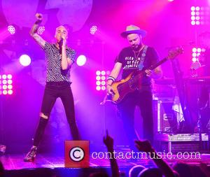 Neon Trees Drummer Welcomes Third Child