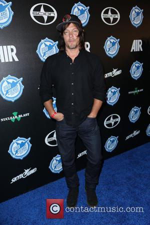 Norman Reedus - Premiere party for 'AIR' - Arrivals