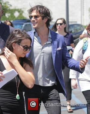 Ian Somerhalder And Nikki Reed Disguised Secret Wedding As A 'Chic Barbecue'