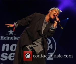 Emeli Sande - North Sea Jazz Festival at Ahoy Rotterdam at North Sea Jazz Festival - Rotterdam, Netherlands - Sunday...