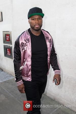 Rapper 50 Cent Announces Three UK Arena Shows
