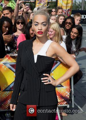 Rita Ora Defends Chris Brown Song