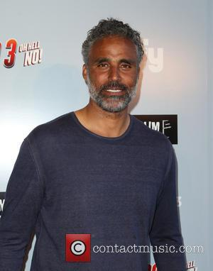 Rick Fox - Los Angeles premiere of The Asylum's 'Sharknado 3: Oh Hell No!' - Arrivals at iPic Theaters -...