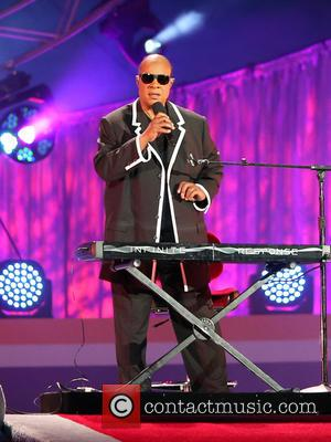 Stevie Wonder Pleads For Tougher Gun Laws At New York Gig