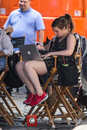 Lena Dunham 'Proud' To Overcome Running Embarrassment