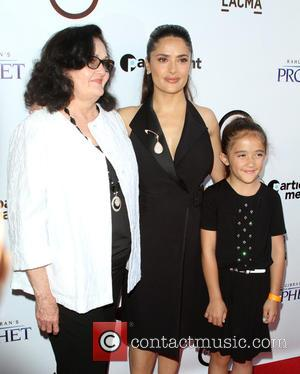 Salma Hayek's New Animated Film Brought Back Happy Memories Of Her Grandparents