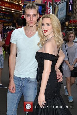 Scarlett Johansson and Konstantin Vasiliev