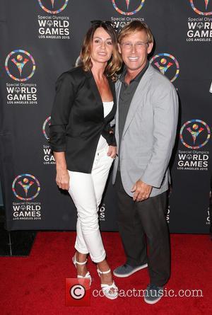 Nadia Comaneci and Bart Connor
