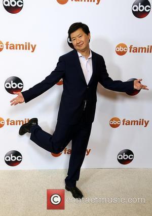 Disney, Ken Jeong, ABC, Beverly Hilton Hotel