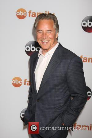 Don Johnson, Beverly Hilton Hotel
