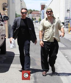 Nicolas Cage and Christopher Coppola