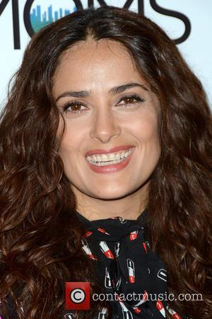 Salma Hayek Chows Down On Deep-fried Frog And Stir-fried Silk Worms On Tv