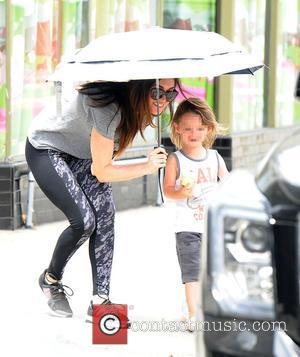 Megan Fox and Noah Shannon Green