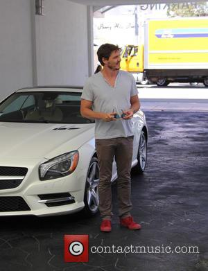Pedro Pascal - Pedro Pascal spotted out to lunch in Beverly Hills at beverly hills - Los Angeles, California, United...
