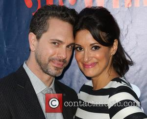 Thomas Sadoski and Angelique Cabral