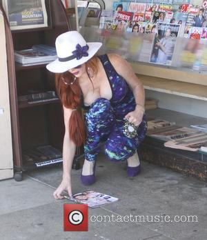 Phoebe Price - Phoebe Price out and about running errands with her dog in Beverly Hills - Los Angeles, California,...
