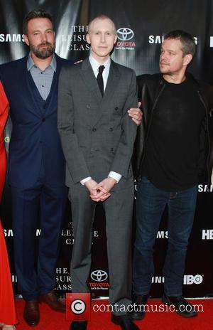 Ben Affleck, Jason Mann and Matt Damon