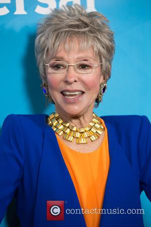 Rita Moreno: 'Donald Trump Is A Walking Circus'