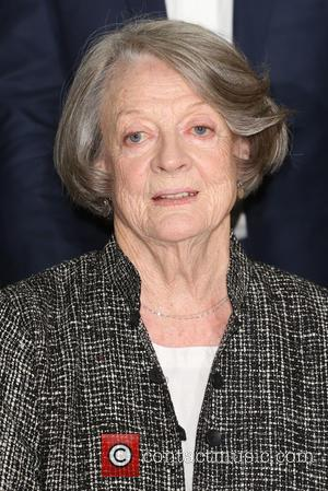 Maggie Smith Plans Downton Abbey Viewing Marathon