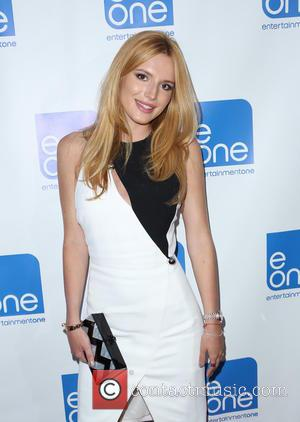 Bella Thorne - 'Big Sky' special screening at Arena Cinema in Hollywood - Los Angeles, California, United States - Friday...