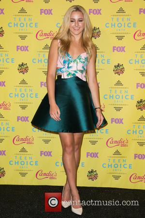 Teen Choice Awards and Chloe Lukasiak